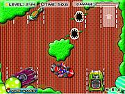 Play Mario kart parking Game