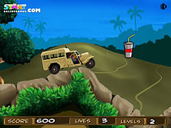 Mr Looney Ride game