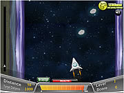 Play Drive in space Game