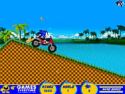 Sonic ATV Ride game