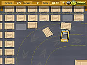 Play Forklift drive Game