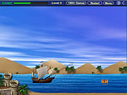 Play Galleon fight Game