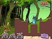 Play Cavemen vs dinosaurs Game