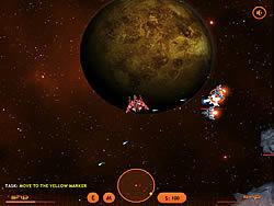 Warp Raider game