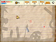 Paper Battle game