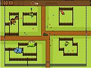 Jogar jogo grátis Dinosaur Zookeeper