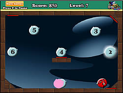 Devil On Target game