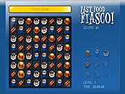 Jugar Fast food fiasco Juego
