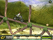Play Ben 10 adventure ride Game