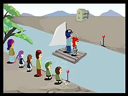 Gioca gratuitamente a River Game