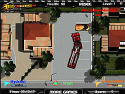 Heavy Firefighter game