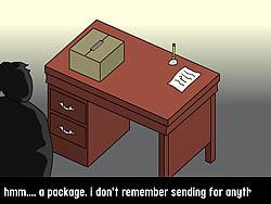 Gioca gratuitamente a The Package