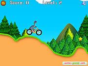 Jogar jogo grátis Dinosaur Bike Stunt