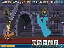 jeu Scooby Bag Of Power Potions