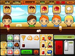 Ice Cream Bar game