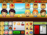 Play Ice cream bar Game