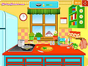 Play Spaghetti bolognese Game