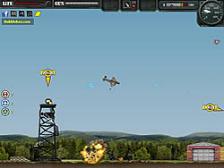 Gioca gratuitamente a Bomber at War
