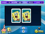 Spongebob arrow skill