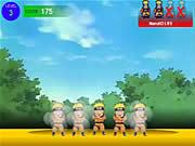 Play Naruto kage bunshunno jutsu Game