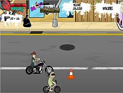 Gang Battle game