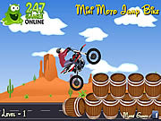 Play Mini moto jump bike Game