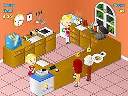 Fried Chicken Restaurant game
