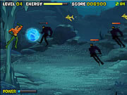 Play Aquaman defender of atlantis Game