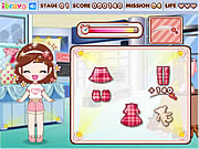 Play Sue silhouette shop Game