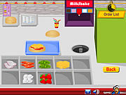 Play Open restaurant Game