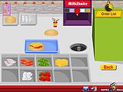 Open Restaurant game