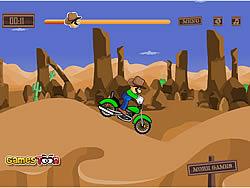 gra Luigi Bike