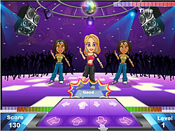 Dance Dance Blast game