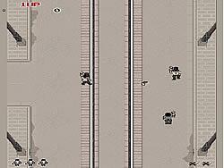 Axe Gang Rampage game