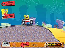 เล่นเกมฟรี Spongebob's Boat Adventure