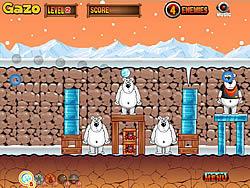 Pengu Defenders game