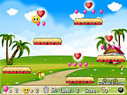 Smileys Jump game