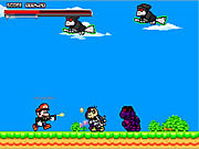 Play Mario rampage Game