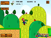 Play Mario and Yoshi adventure Game