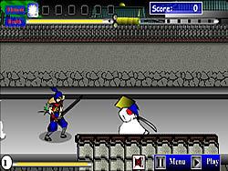 Играть бесплатно в игру Samurai's Blood