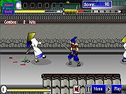 Samurai's Blood game