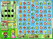 Play Mario swap puzzle Game
