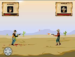 Gioca gratuitamente a Cowboy Duel