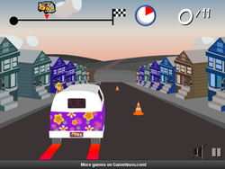 A Smokey Ride game
