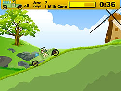 Ben Milk Transporter game
