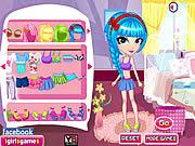 Jogar jogo grátis Cutie Trend-Suzie's Trip