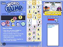 Permainan Word Bump