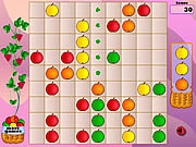 Fruity Lines game
