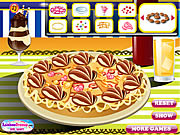 Play Yummy cherry pie Game