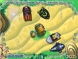 Spongebob Parking game